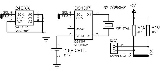 i2c circuit
